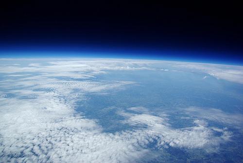 Pentax k10d in Space